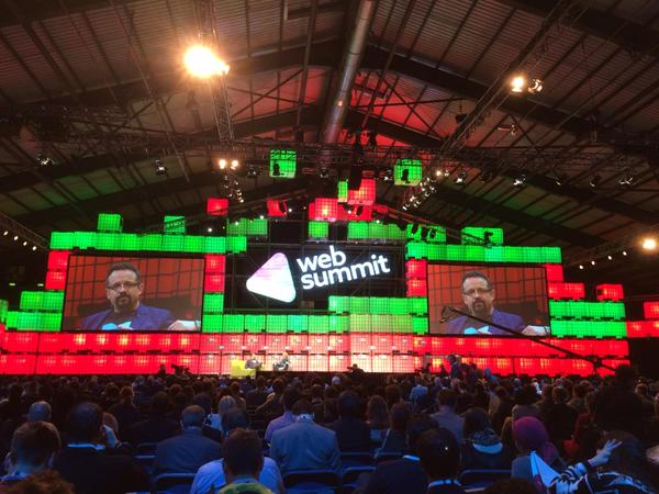 7Graus na Web Summit